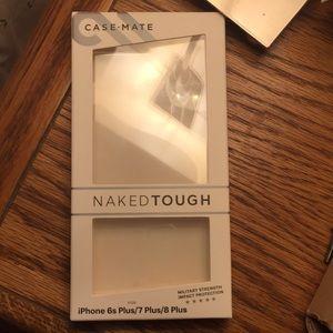 Case Mate Naked Tough Phone Case NIB